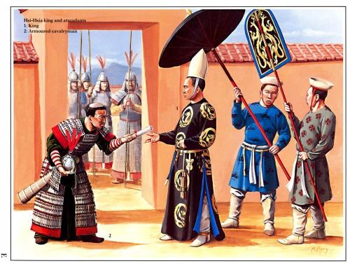 Hobby Talks Text: Чингисхан, изображение №5