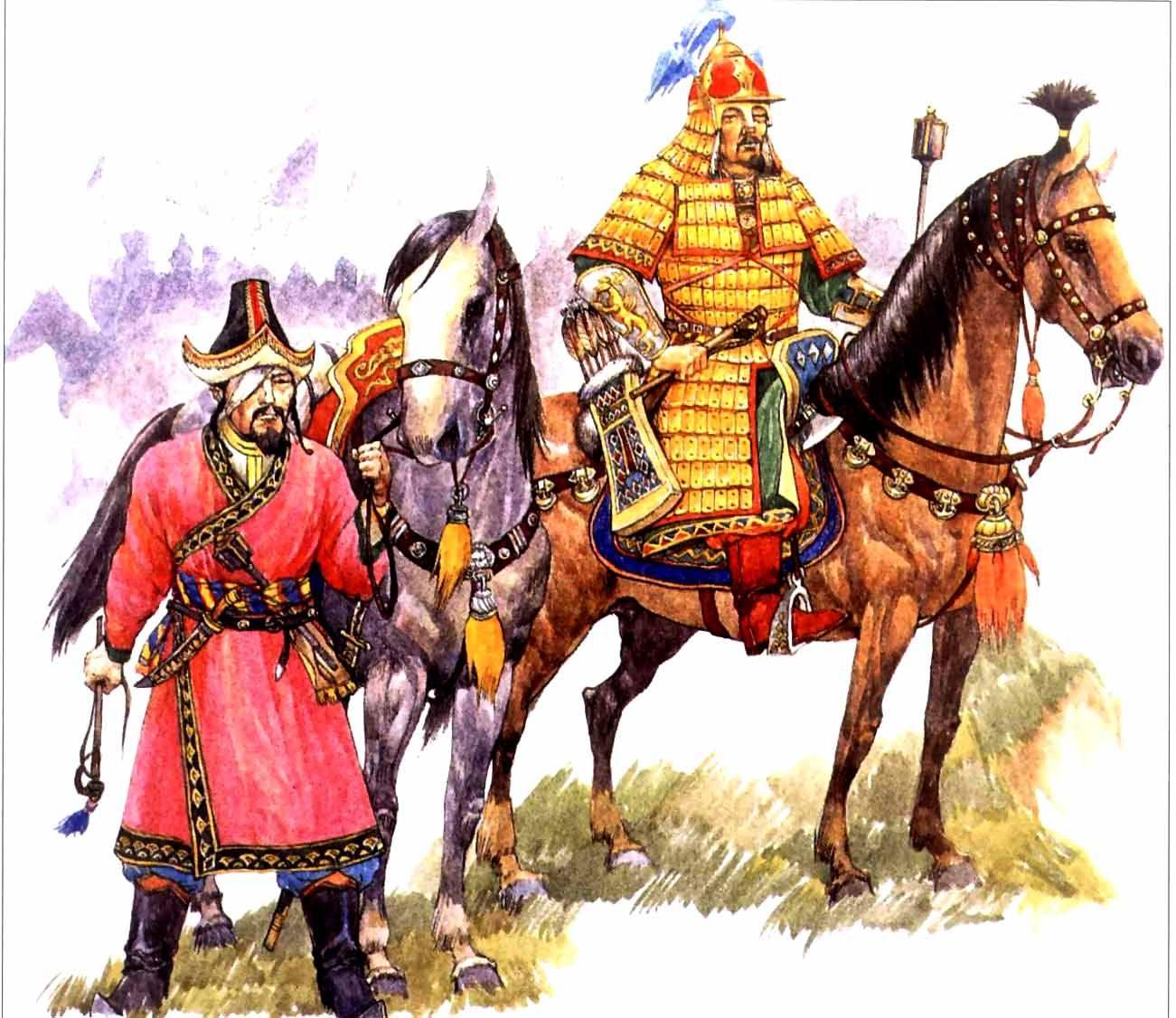 Hobby Talks Text: Чингисхан, изображение №9